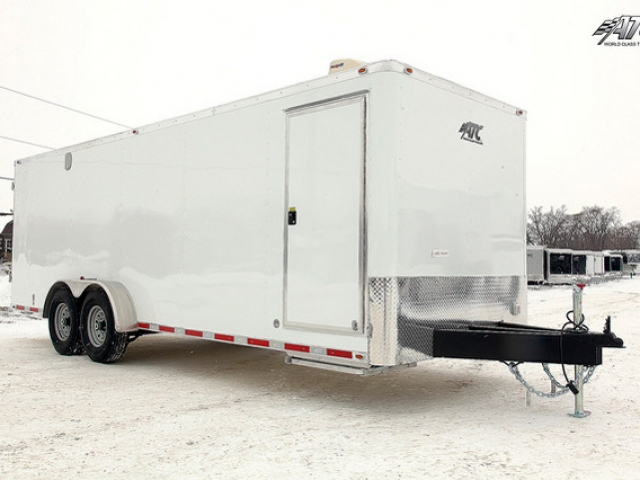 Oilfield Cold Weather Bathroom Trailer
