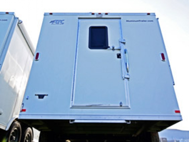 Custom Trailers, Oil, Gas, Oilfield, Crew
