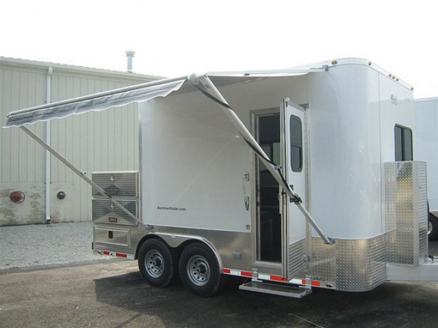Custom Trailers, Oil, Gas, Oilfield, Doghouse