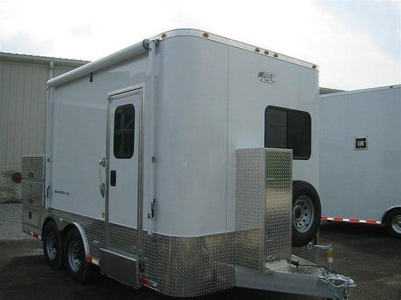 Custom Trailers, Oil, Gas, Oilfield, Doghouse