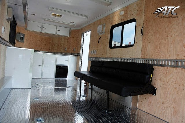 Custom Trailers, Office, Classroom, Oilfield