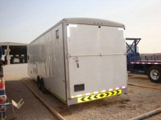 Custom Trailers, Emergency Management, Response, Oxygen, Office