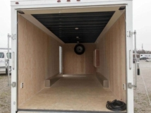 Plywood Walls and Floor, Interior, Walls, Ceiling, Custom Trailer, Options