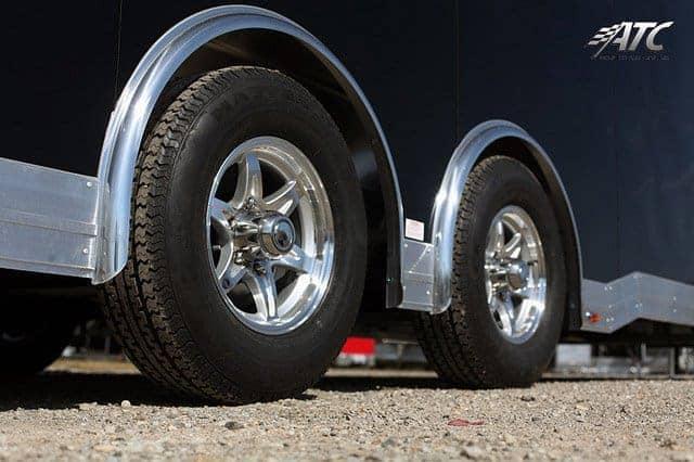 Custom TRailers, Car Hauler, Sport, Bumper Pull Race, Porche