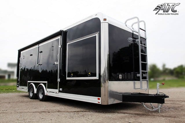 Custom Trailers, Mobile, Marketing, Portable, Stage