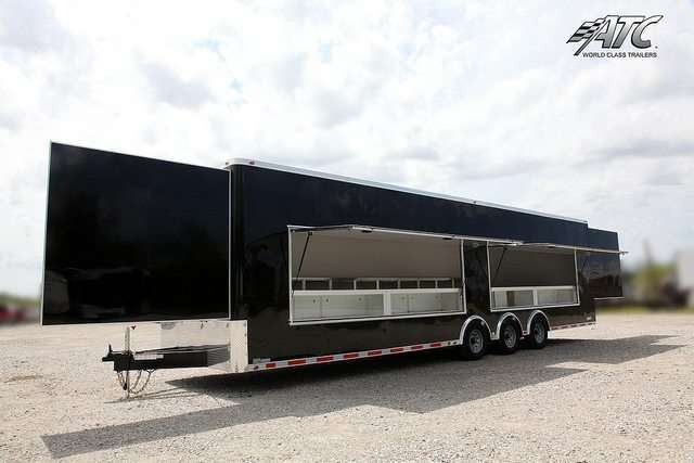 120 Volt Winch >> Mobile Marketing Trailers | Custom Trailers | MO Great Dane