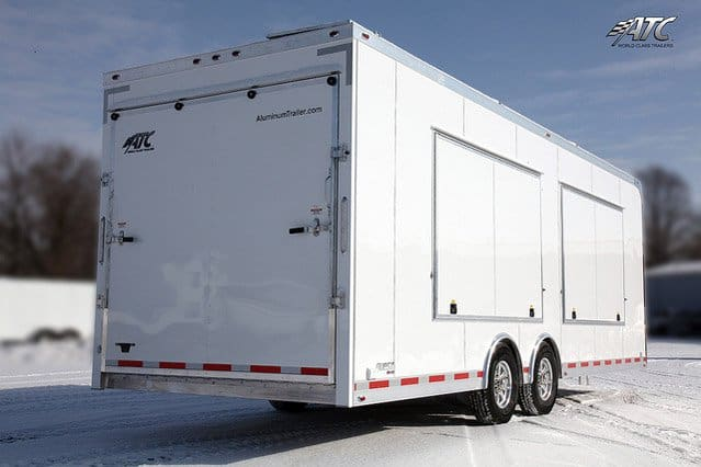 Custom Trailers, Mobile, Marketing, Product
