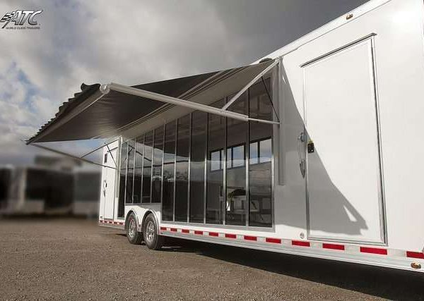 Car Hauler - Gooseneck Race Trailers 5
