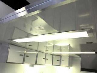Recessed Fluorescent Light, Voltage, Custom Trailer Options