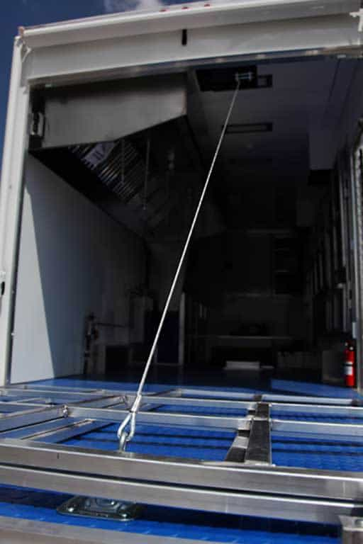 Ramp Door Winch, Door Accessories, Custom Trailer Options