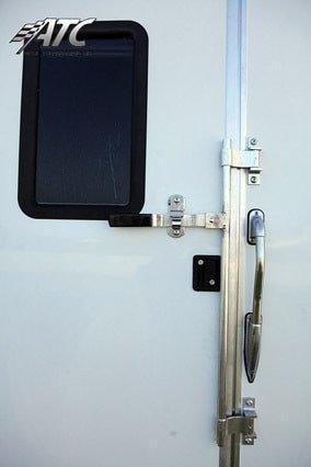 Custom Trailers, Emergency Management, Response, Bench, Seating