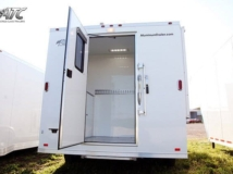 Custom Trailers, Emergency Management, Response, Bench, Seating