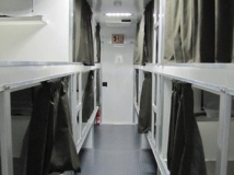 Custom Trailers, Emergency Management, Response, Sleeping Quarters