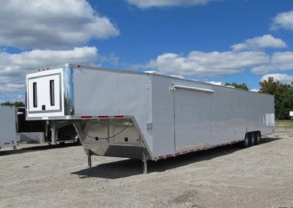 Emergency Management - Response Trailers - Response Trailer Sleeping Quarters