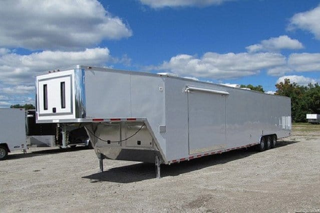 Response Trailer with Sleeping Quarters