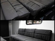 Rollover Sleeper Sofa, Furniture, Custom Trailer, Options