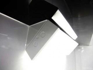 Surface Cove Mount Fluorescent Light, Voltage, Custom Trailer Options