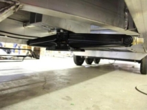 Scissor Leveling Jacks, Jack and Tongue, Options, Custom Trailer