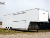 Custom Trailers, Mobile, Marketing, Semi, Stage, Showroom
