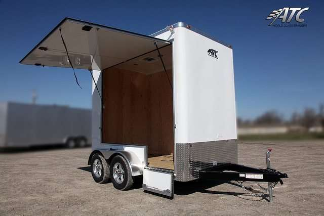 12ft Merchandise Trailer for Sale