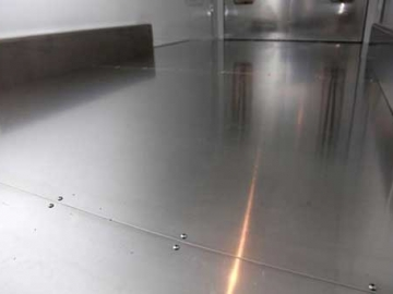 Smooth Aluminum, Flooring, Custom Trailer Options
