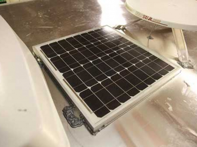 Solar Panel, Voltage, Custom Trailer Options