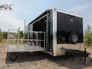 Custom Trailers, Mobile, Marketing,Special Events, Stage