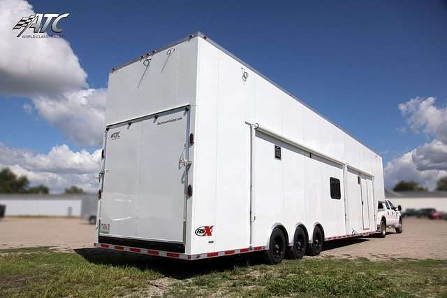 Stacker Emergency Response Trailer