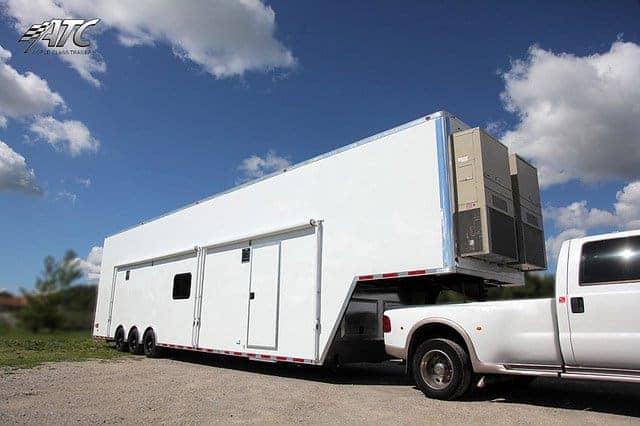 Custom Trailers, Emergency Management, Response, Stacker, Emergency