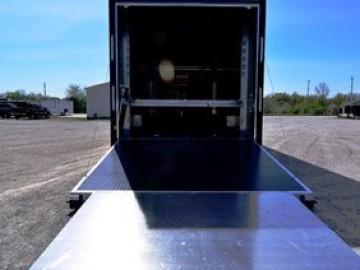 Stacker Ramp Extension, Stacker, Custom Trailer, Options