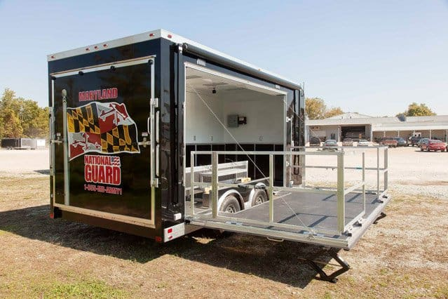 Stage Door, Stage Options, Marketing Options, Custom Trailer, Options
