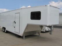 Tapered Nose, Gooseneck, 5th Wheel, Custom Trailer, Options
