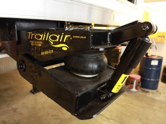 Tartan Air Ride, Fifth Wheel, Gooseneck, 5th Wheel, Custom Trailer, Options