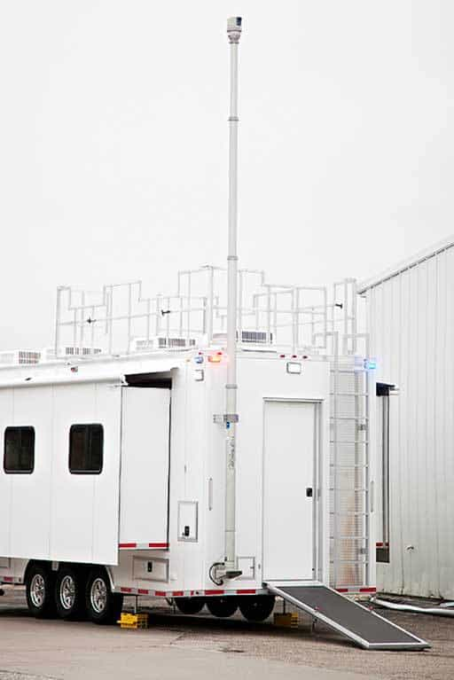 Telescoping Camera, Electronics Computers Phones AV, Custom Trailer Options