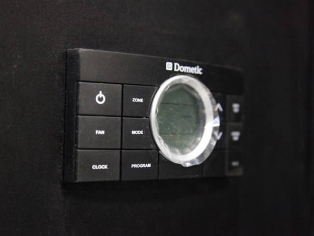 Thermostat, Heating System, Air Conditioning System, Custom Trailer, Options