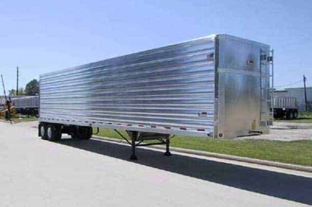 Wave End Dump Trailer