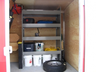 Custom Trailers, Emergency Management, Rescue, Trench