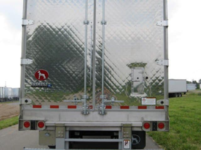 Great Dane, Truck Load, Reefer Trailer