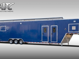 Custom, Medical, Trailers, UPMC, Mobile, Hospital
