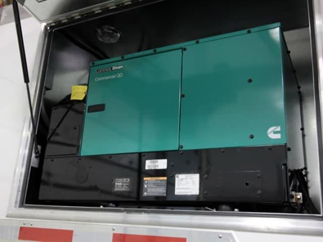 Up to 12.0 KW, Onan, Diesel, Generator, Custom Trailer, Options