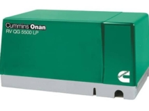 Up to 6.5 KW, Onan, Propane, Generator, Custom Trailer, Options