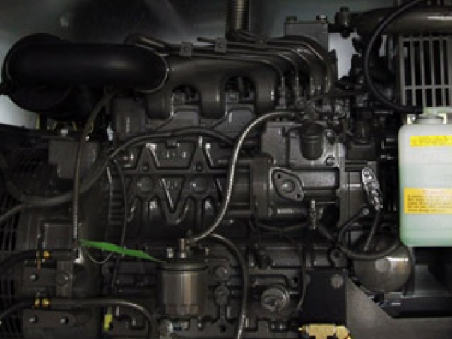 Up to 80 KW, Powertech, Diesel, Generator, Custom Trailer, Options
