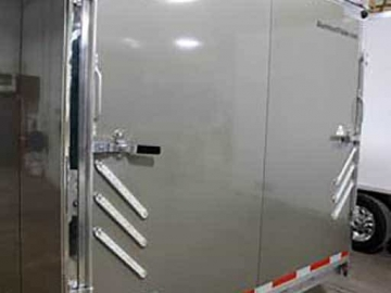 Upgrade 97-5in Wide Ramp Door, Custom Trailer Options