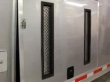 Vented Generator Door, Custom Trailer, Options