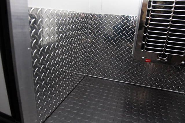Wall Kickplate, Interior, Walls, Ceiling, Custom Trailer, Options