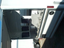 Custom Trailers, Emergency Management, Wells Cargo, Restroom